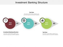 Investment Banking Structure Ppt Powerpoint Presentation Inspiration Grid Cpb