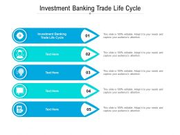 Investment Banking Trade Life Cycle Ppt Powerpoint Presentation Layouts Shapes Cpb