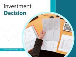 Investment Decision Process Market Businessman Assessment Framework Categories Business