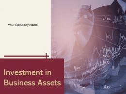Investment In Business Assets Powerpoint Presentation Slides