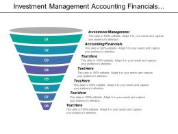 Investment Management Accounting Financials Investment Management Training Executive Assessments Cpb