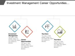 Investment Management Career Opportunities Hr Business Strategy Strategic Marketing Cpb
