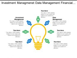Investment Management Data Management Financial Management Resource Strategic Planning Cpb