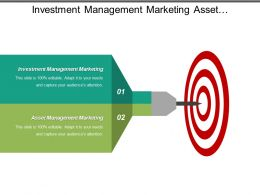 Investment Management Marketing Asset Management Marketing Internet Marketing Cpb