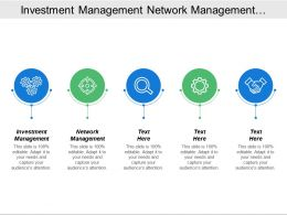 Investment Management Network Management Learning Programs Business Ethics Cpb