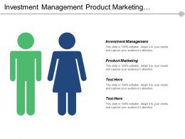 investment_management_product_marketing_communication_action_due_diligence_cpb_Slide01
