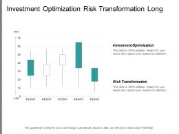Investment Optimization Risk Transformation Long Range Strategic Planning Cpb