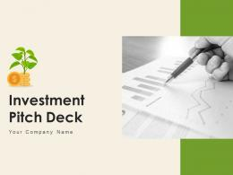 Investment Pitch Deck PPT Template