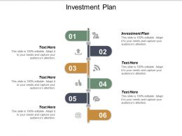 Investment Plan Ppt Powerpoint Presentation Gallery Graphics Pictures Cpb