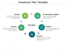 Investment Plan Template Ppt Powerpoint Presentation Infographic Master Slide Cpb