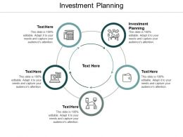 Investment Planning Ppt Powerpoint Presentation Ideas Layout Cpb