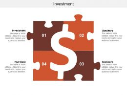 Investment Ppt Powerpoint Presentation Inspiration Show Cpb