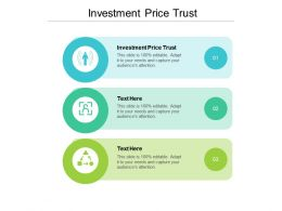 Investment Price Trust Ppt Powerpoint Presentation Outline Master Slide Cpb