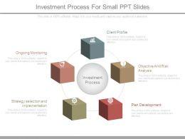 investment_process_for_small_ppt_slides_Slide01