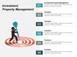 Investment Property Management Ppt Powerpoint Presentation Infographics File Formats Cpb