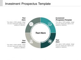 Investment Prospectus Template Ppt Powerpoint Presentation Infographic Template Icon Cpb