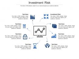 Investment Risk Ppt Powerpoint Presentation Model File Formats Cpb
