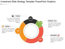 Investment Slide Strategy Template Powerpoint Graphics