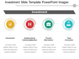 Investment Slide Template Powerpoint Images