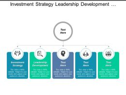 Investment Strategy Leadership Development Operational Risk Capital Investment Cpb