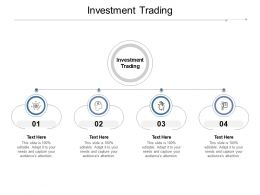 Investment Trading Ppt Powerpoint Presentation Styles Themes Cpb