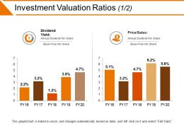 Investment Valuation Ratios Powerpoint Slide Design Templates