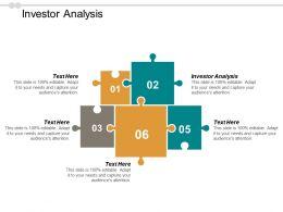 Investor Analysis Ppt Powerpoint Presentation Icon Slides Cpb