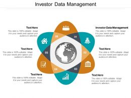 Investor Data Management Ppt Powerpoint Presentation Outline Example Topics Cpb