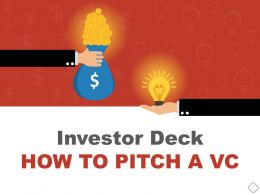Investor Deck PowerPoint Presentation With Slides