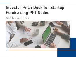 Investor Pitch Deck For Startup Fundraising Ppt Slides PPT Template