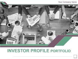 Investor Profile Portfolio Powerpoint Presentation Slides