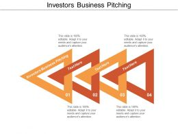 Investors Business Pitching Ppt Powerpoint Presentation Icon Introduction Cpb