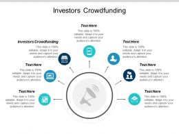 Investors Crowdfunding Ppt Powerpoint Presentation Summary Good Cpb