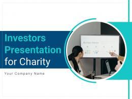 Investors Presentation For Charity Complete Deck