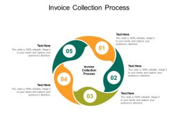 Invoice Collection Process Ppt Powerpoint Presentation Infographics Guidelines Cpb