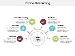 Invoice Discounting Ppt Powerpoint Presentation File Sample Cpb