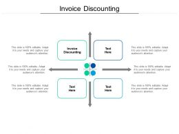 Invoice Discounting Ppt Powerpoint Presentation Visual Aids Cpb