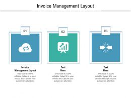 Invoice Management Layout Ppt Powerpoint Presentation Icon Background Cpb