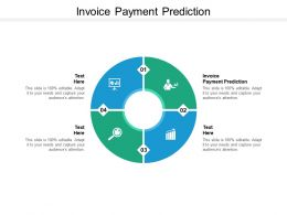 Invoice Payment Prediction Ppt Powerpoint Presentation Inspiration Introduction Cpb