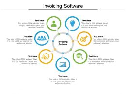 Invoicing Software Ppt Powerpoint Presentation Show Smartart Cpb