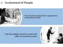 Involvement Of People Communication Planning Ppt Powerpoint Presentation Slides Rules