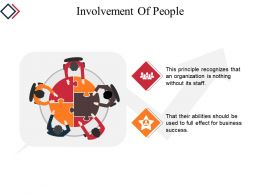 Involvement Of People Powerpoint Slide Designs