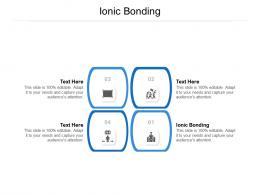 Ionic Bonding Ppt Powerpoint Presentation Deck Cpb