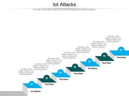 IOT Attacks Ppt Powerpoint Presentation Infographics Slides Cpb
