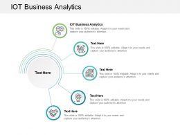 Iot Business Analytics Ppt Powerpoint Presentation Summary Visuals Cpb