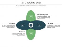 Iot Capturing Data Ppt Powerpoint Presentation Infographic Template Demonstration Cpb