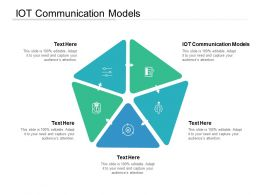 IOT Communication Models Ppt Powerpoint Presentation Show Deck Cpb