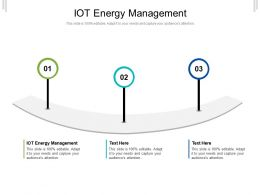 IOT Energy Management Ppt Powerpoint Presentation Styles Slideshow Cpb