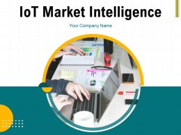IoT Market Intelligence Powerpoint Presentation Slides