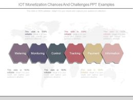 Iot Monetization Chances And Challenges Ppt Examples